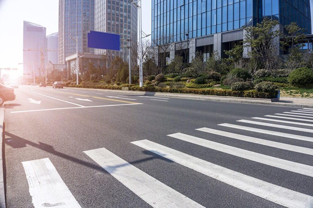 優先道路の見分け方