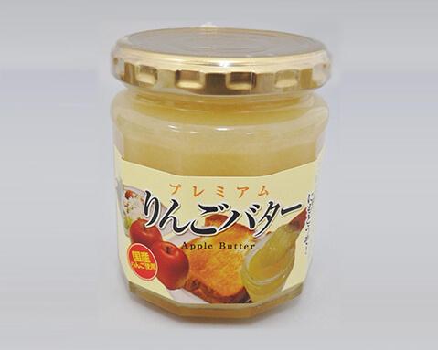 【兵庫駅店】マルシンフーズのりんごバター!